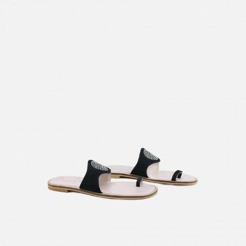 Mum&Daughter crystals sandal
