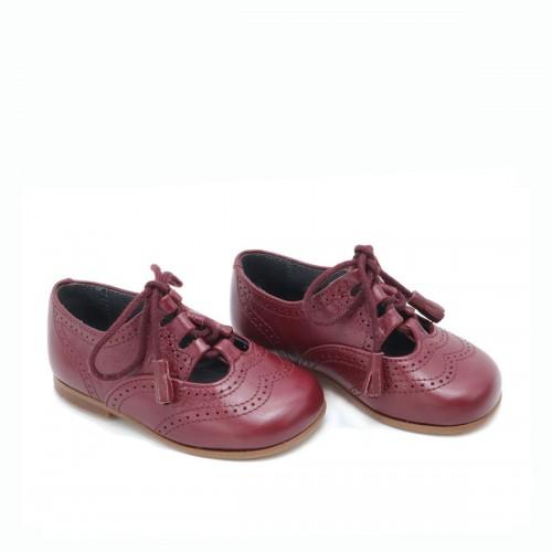 Zapato inglés clásico sin lengüeta 1676
