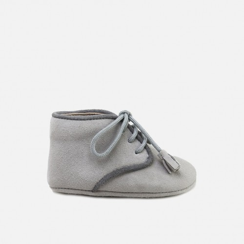 Soft baby boot