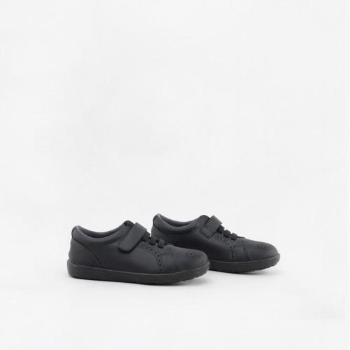 Washable collegiate shoe