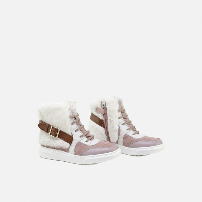 PIECES PINK SPORT BOOT