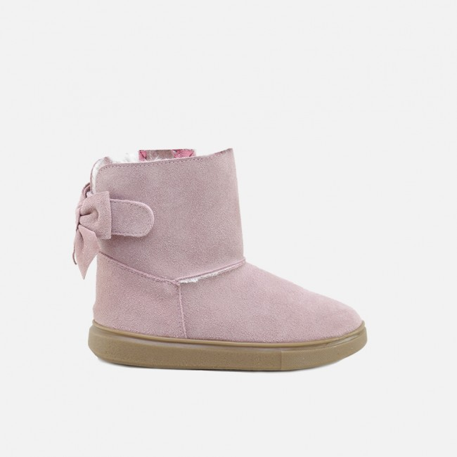 PINK COZY BOOT