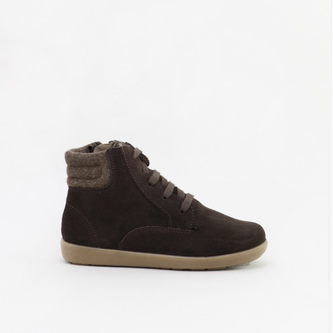 BROWN LACES BOOT