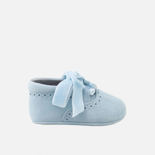 English baby bootie