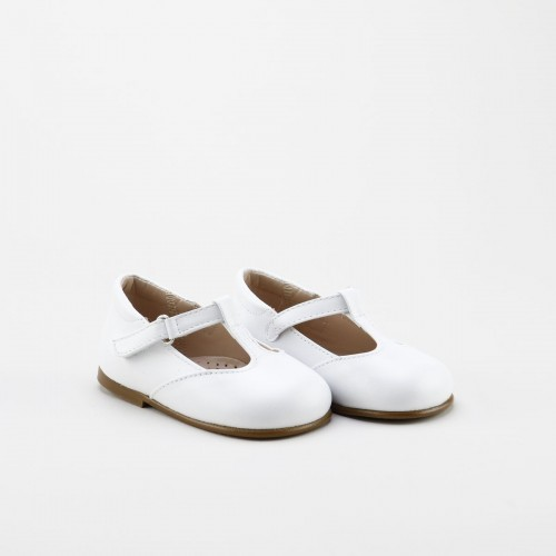 Zapato T con velcro 3157Y