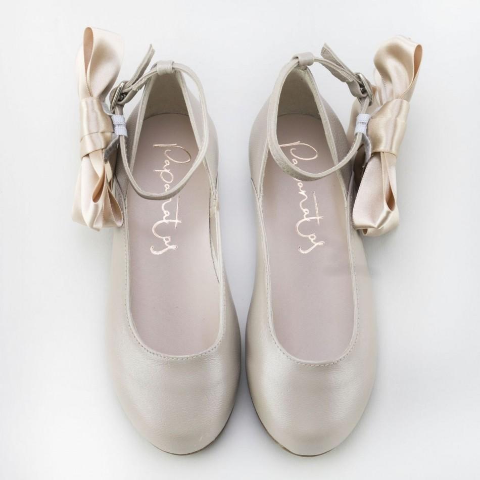 Bailarina lazo raso 1719Y