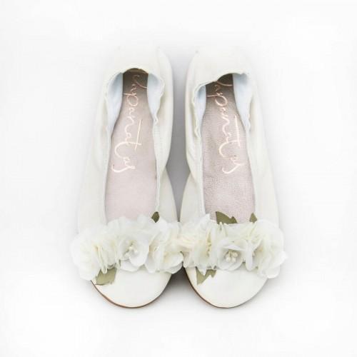 Bailarina adorno floral 6796Y