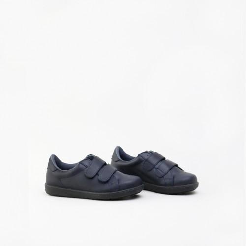 Zapato colegial con dos...