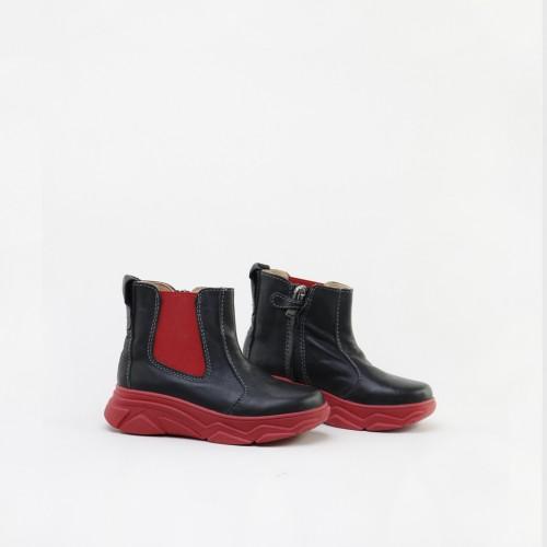 Elastic boot