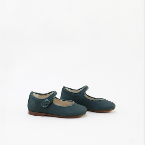 Papanatas Velcro Mary-Janes