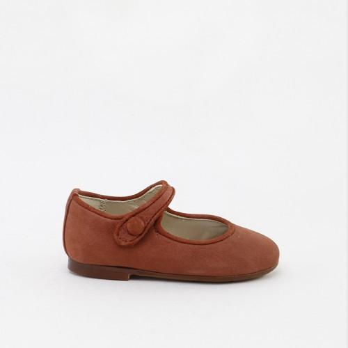 Velcro Mary-Janes