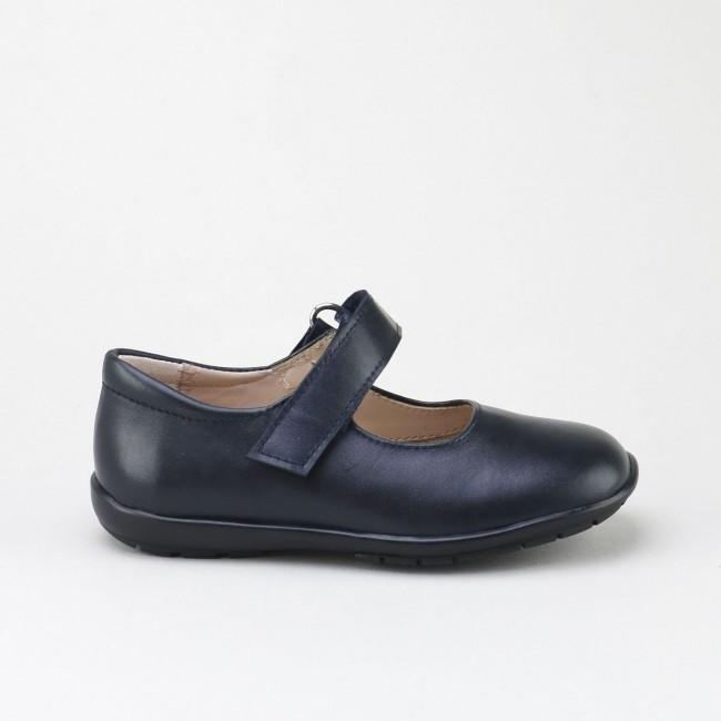 Velcro School Mary-Janes