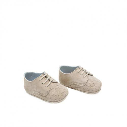 Baby derby shoe