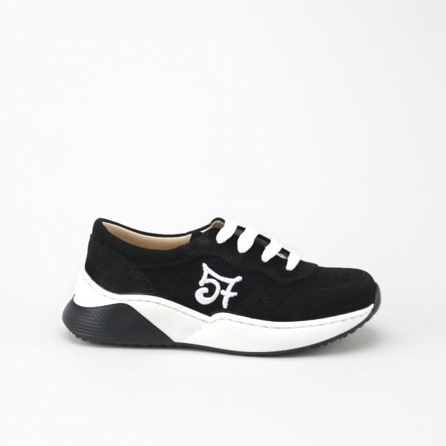 Black Sports shoe 57 0283Z