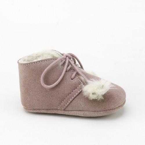 Fur Lining Baby Boot