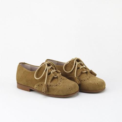 Zapato clásico inglés