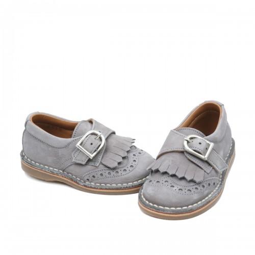 Zapato picado fleco 2215