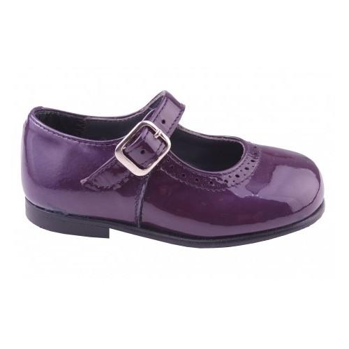 Zapato mercedes con hebilla 2367