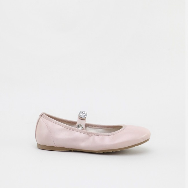 Soft ballerina with crystals