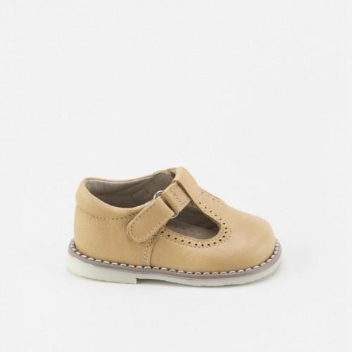 T-strap Soft Shoe