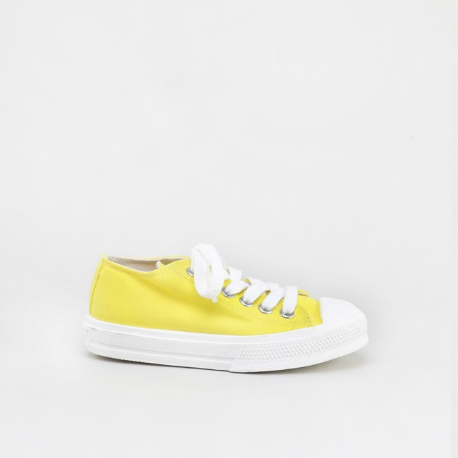 Urban 57 yellow Canvas