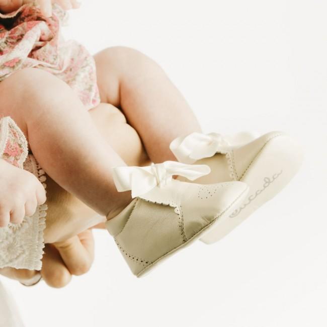 Botitas bebé bautizo