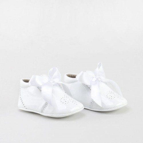 Newborn patent booties