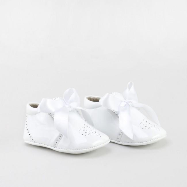 Newborn patent booties