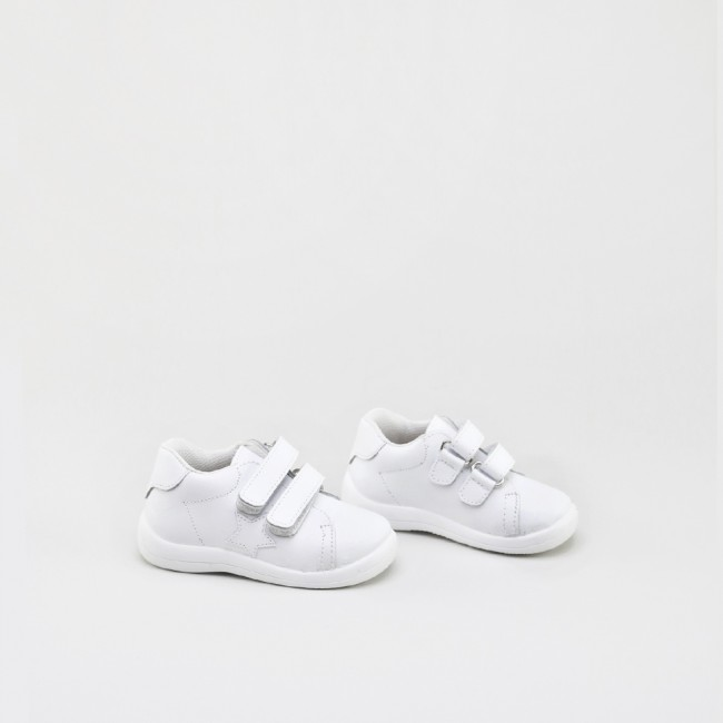 Washable Leather Sneakers