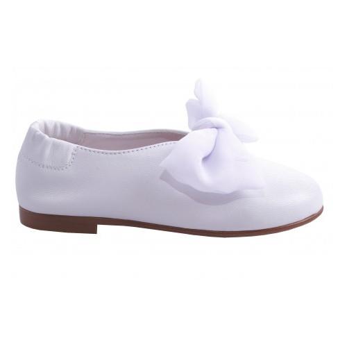 Zapato lazo gasa