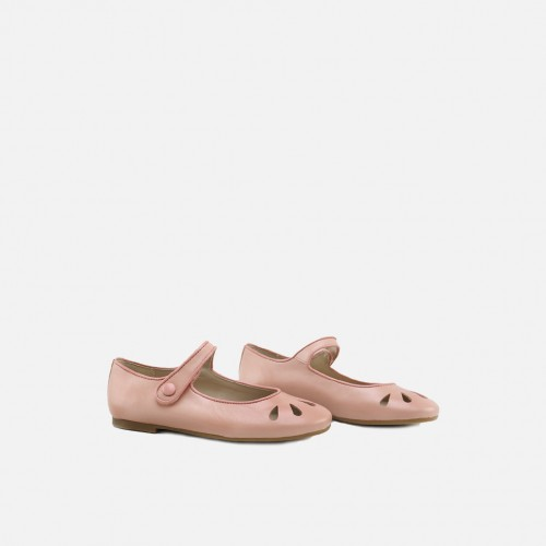 Cut-Out Mary Janes