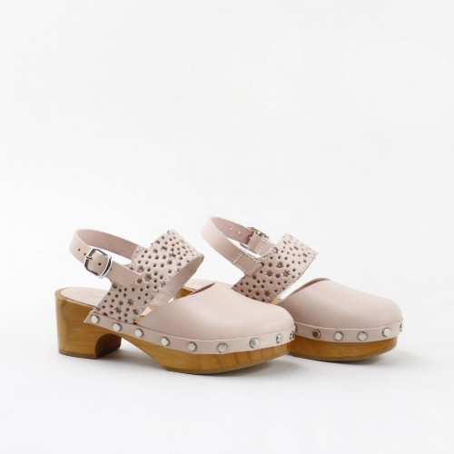 Studed Sandals Clogs