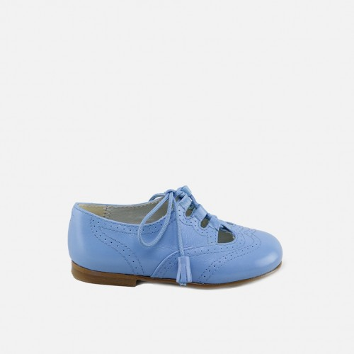 Zapato inglés clásico sin...