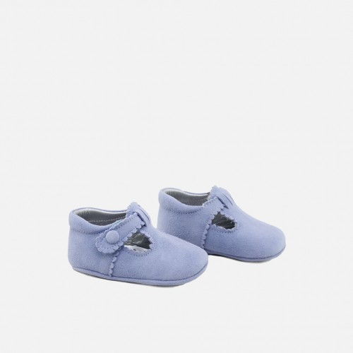 NewBorn suede shoe