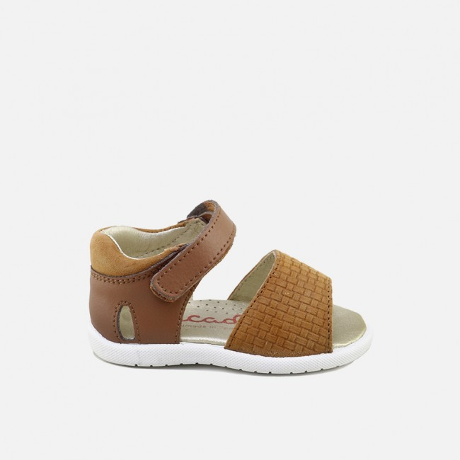 Cut-out Sandals