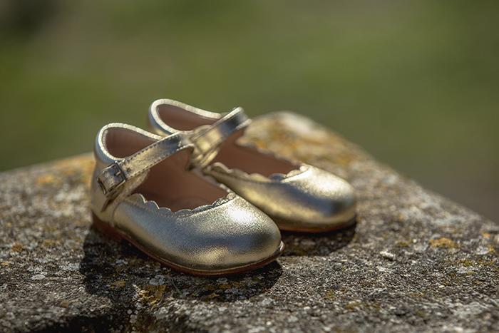 Comunión y ceremonia 2020: zapatos de diseño de Cucada