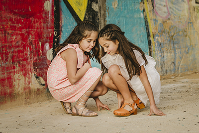 Wish list: Chianti Roman sandal and natural leather clog