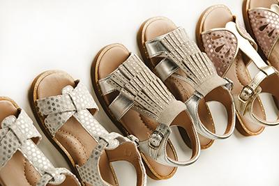 Wish list: Sandals full of fantasy and creativity