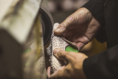 Designer shoes handmade in Spain by expert hands