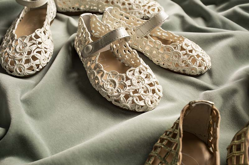 Comfortable designer shoes for the First Communion (part 1)