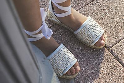 Alpargatas de yute, un calzado cómodo y versátil de Papanatas