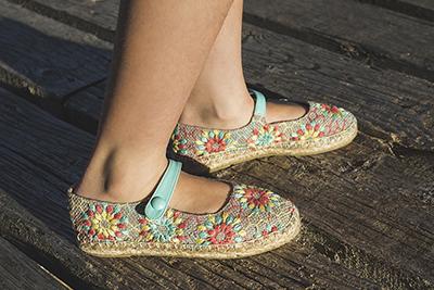 Merceditas de yute, un calzado perfecto para pasear