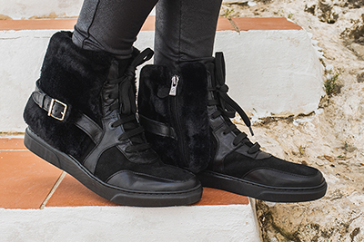 Designer ankle boots, a comfortable footwear to combine with everything
